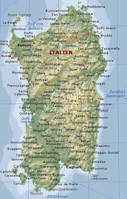 Karte Sardinien Strände.Wetterzentrale Forum Bilder Und Videos Urlaub Sardinien 2013