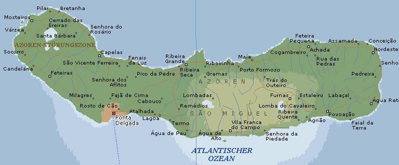 Reisebericht Azoren Von Travelbilder De